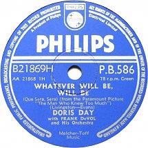 doris-day-whatever-will-be-will-be-philips-78-s