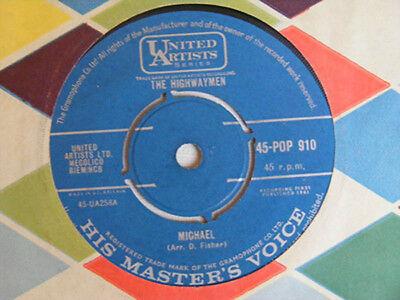the-highwayman-michael-ex-united-artists-1961