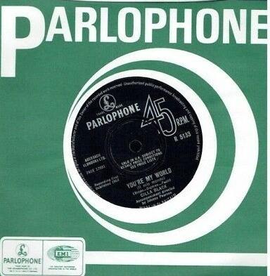Cilla-Black-Youre-My-World-45-Parlophone-1964