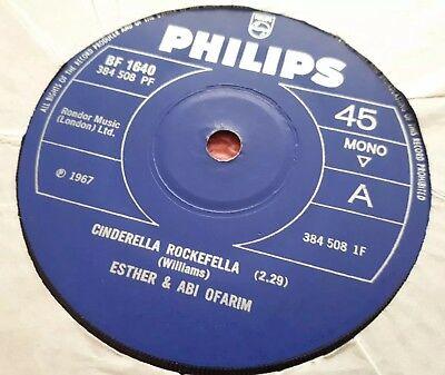 Esther-Abi-Ofarim-Cinderella-Rockefella-Uk